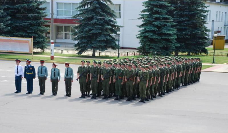 университеты с военной кафедрой