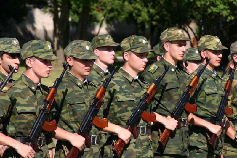 университеты с военной кафедрой в москве